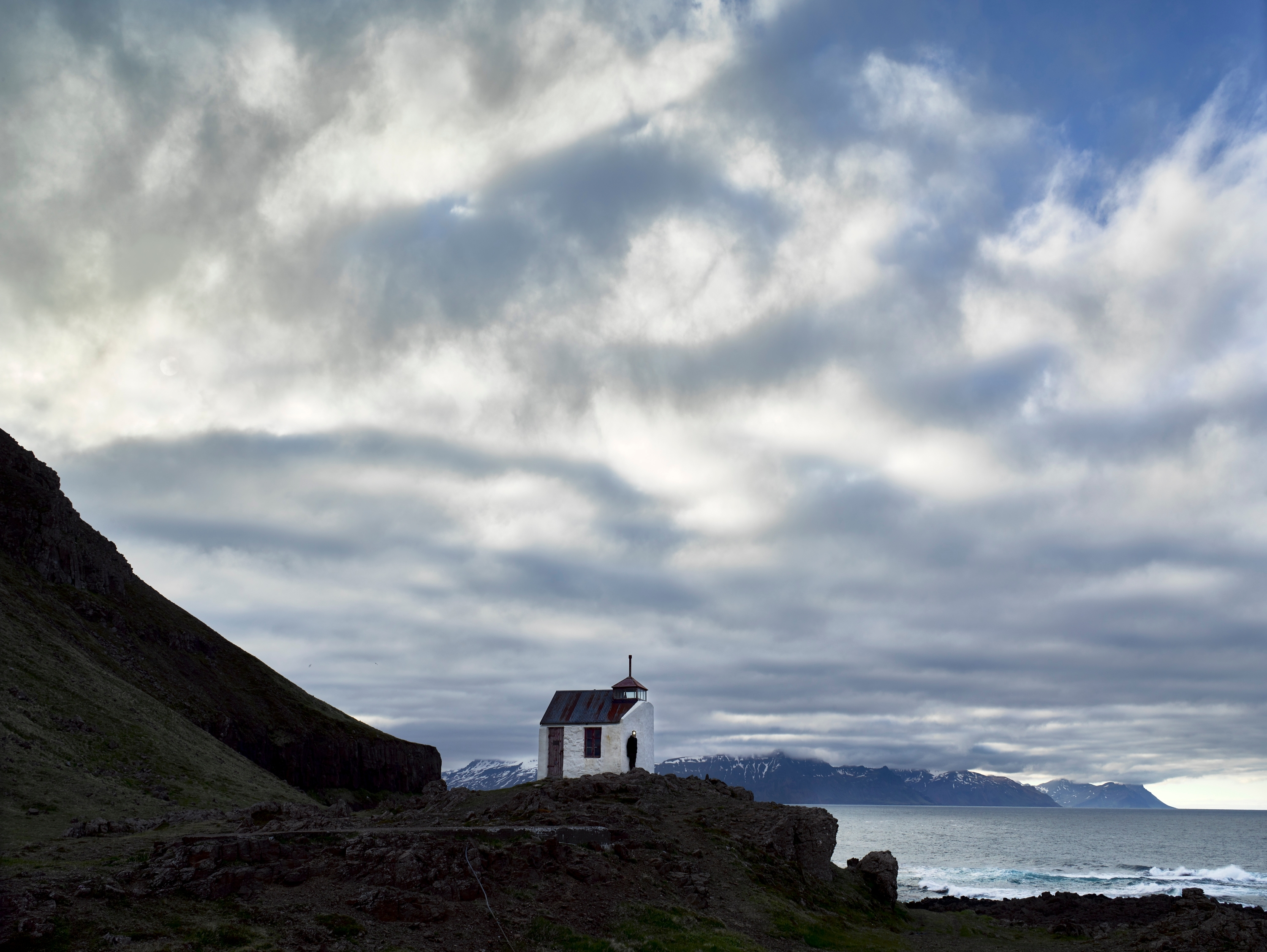 I am the Lighthouse, Iceland