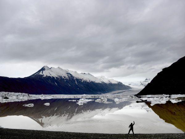 Disturbing Stillness, Iceland