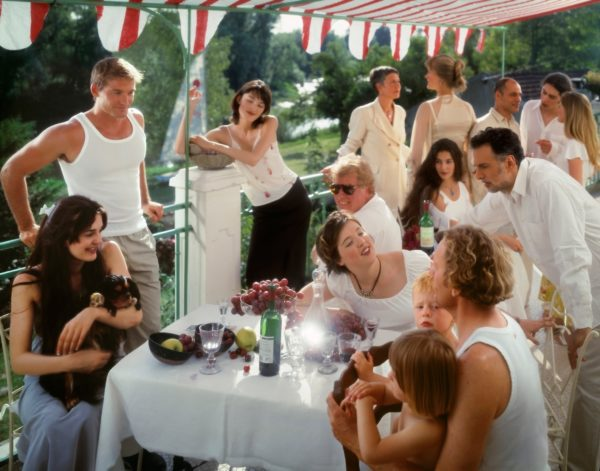 After The Luncheon Of The Boating Party By Renoir