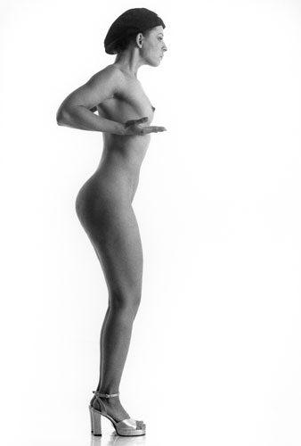 White Nude #1