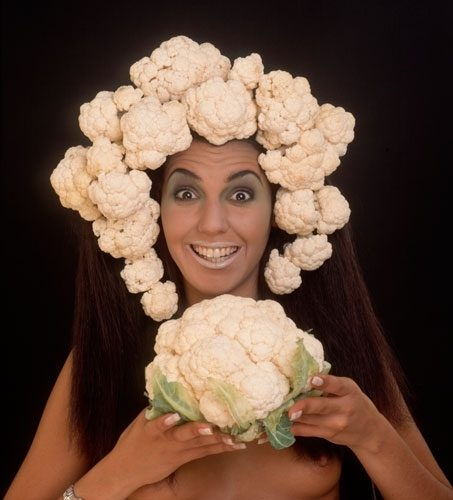 The Cauliflower Head