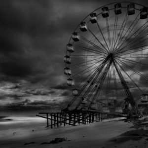 Funtown Pier - Post Hurricane (Afterlife)