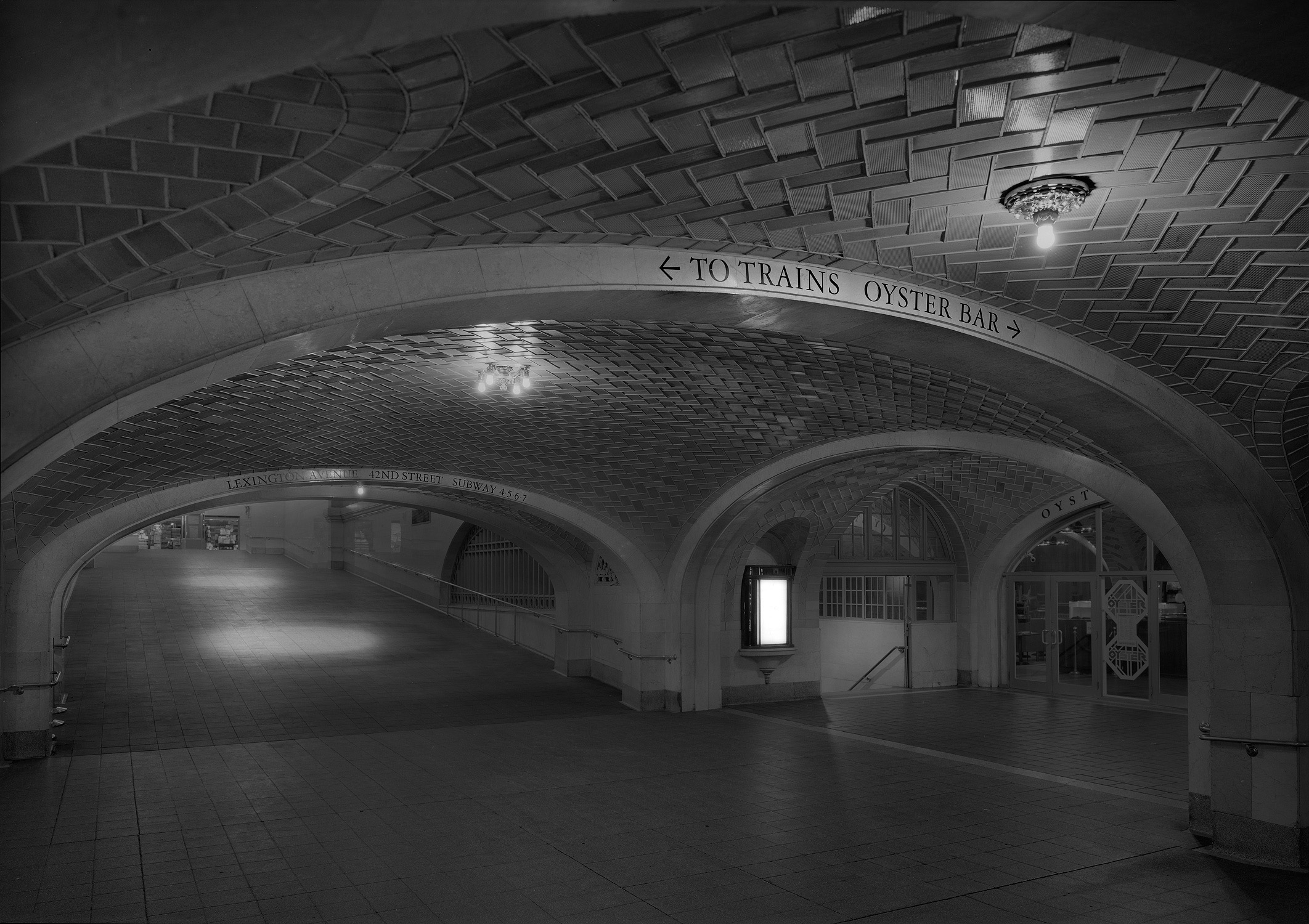 """Ditch Light"" - Grand Central Station Project - 1:30am Whisper Room"