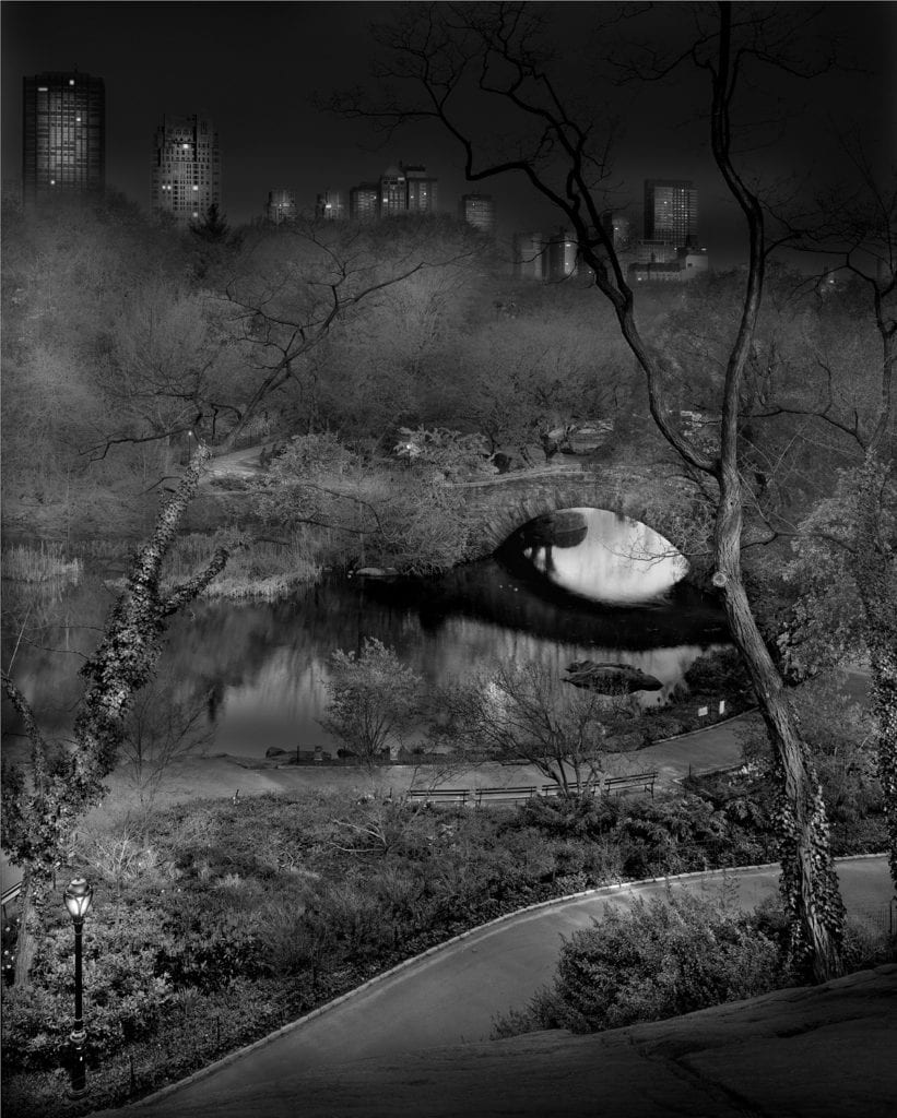 Deep in A Dream - Central Park - Fading Away