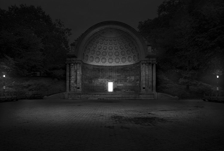 Deep In A Dream - Central Park - Naumburg Bandshell