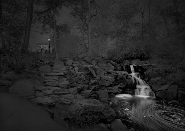 Deep In A Dream - Central Park - 4am-North Woods