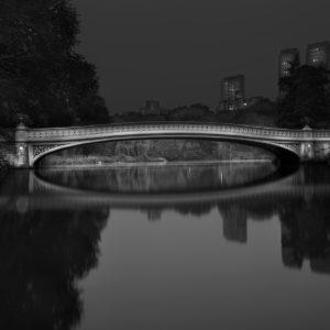 Deep In A Dream - Central Park - 5am Bow Bridge