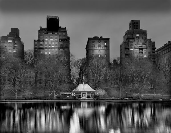 Deep In A Dream - Central Park - 4am Model Boat Pond