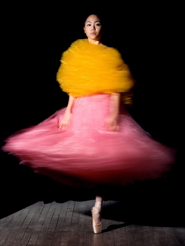 Dancer (Tina Lee), NYC