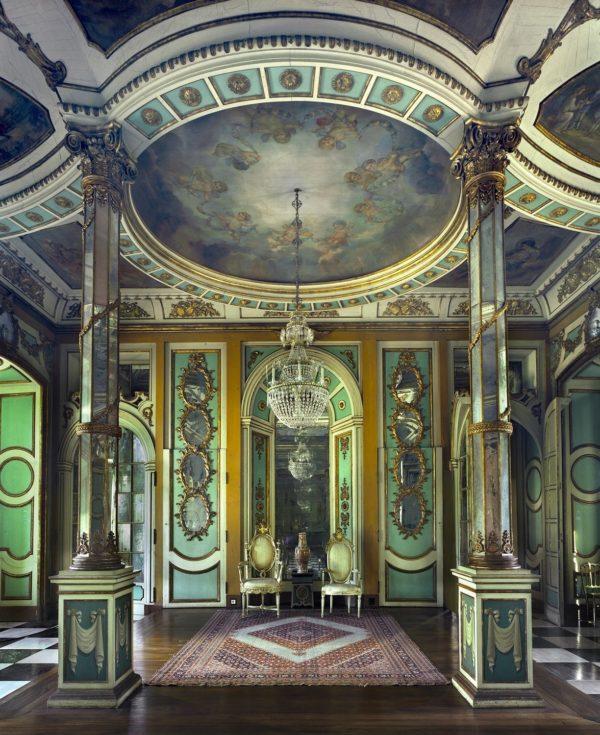 Throne Room, Lisbon