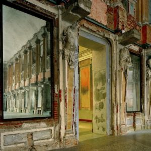 Palazzo Real Reflections