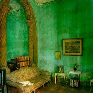 Green Living Room, Havana
