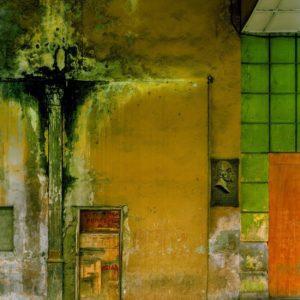 Abstract Wall #2, Havana
