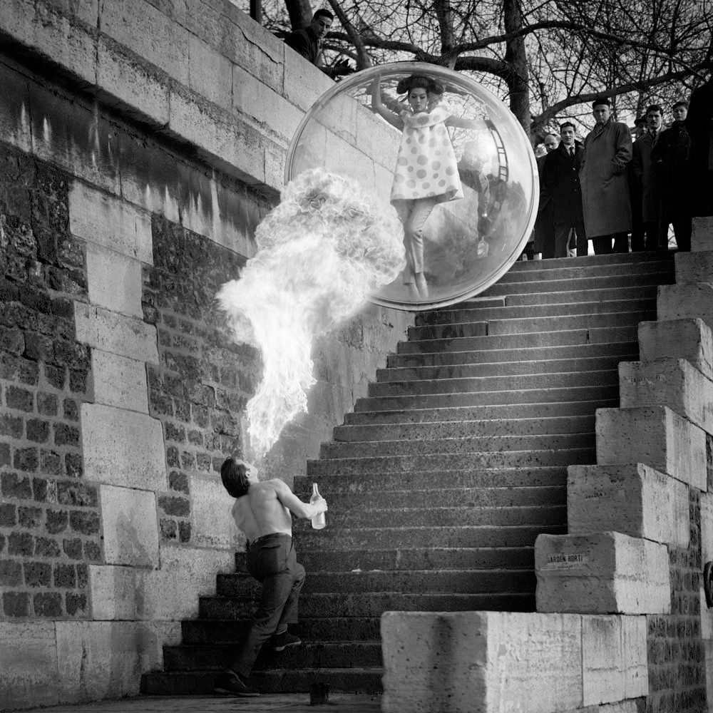 Dragon's Breath, Paris
