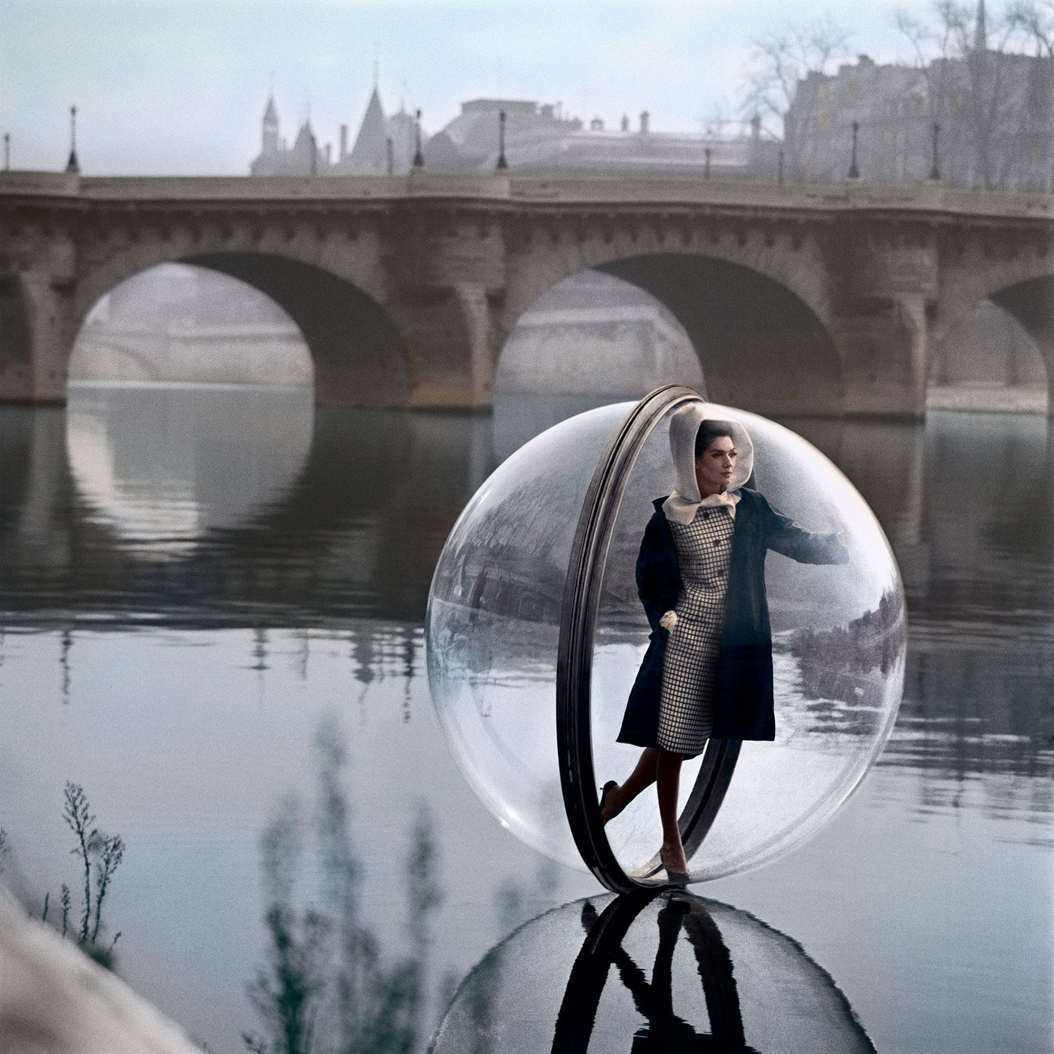 Bubble on Seine Kick II