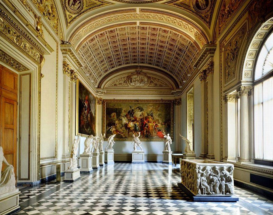 Uffizi, Sala delle Niobe - Firenze