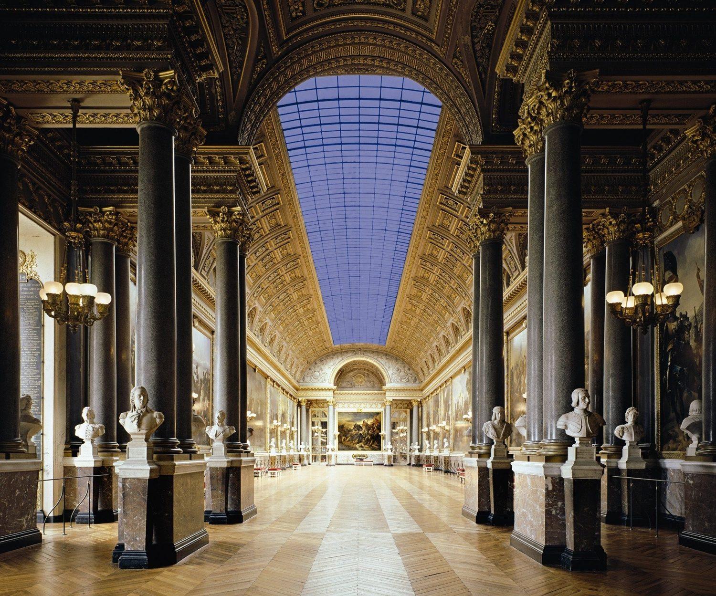 Reggia di Versailles I, Francia