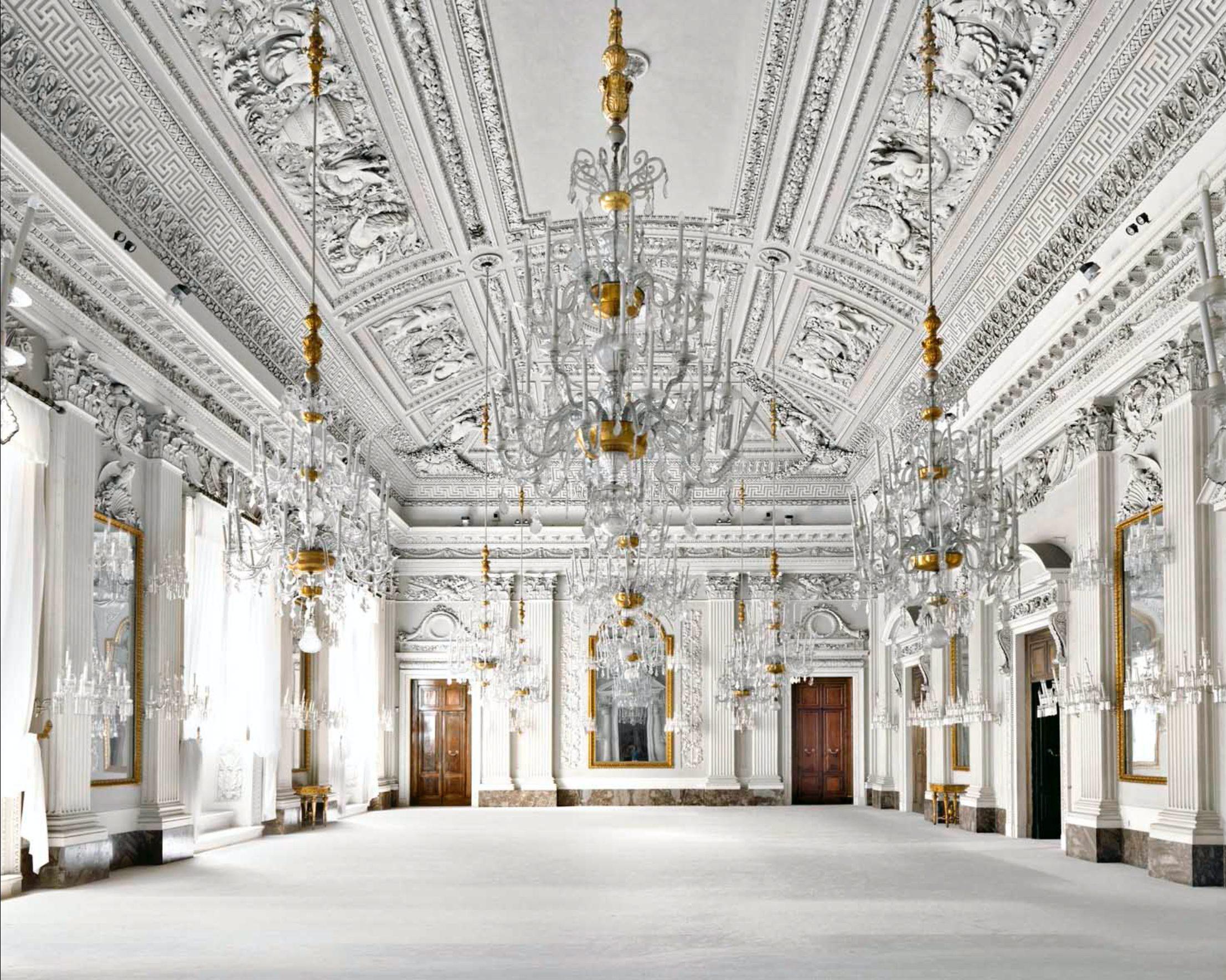 Palazzo Pitti, Sala Bianca - Firenze