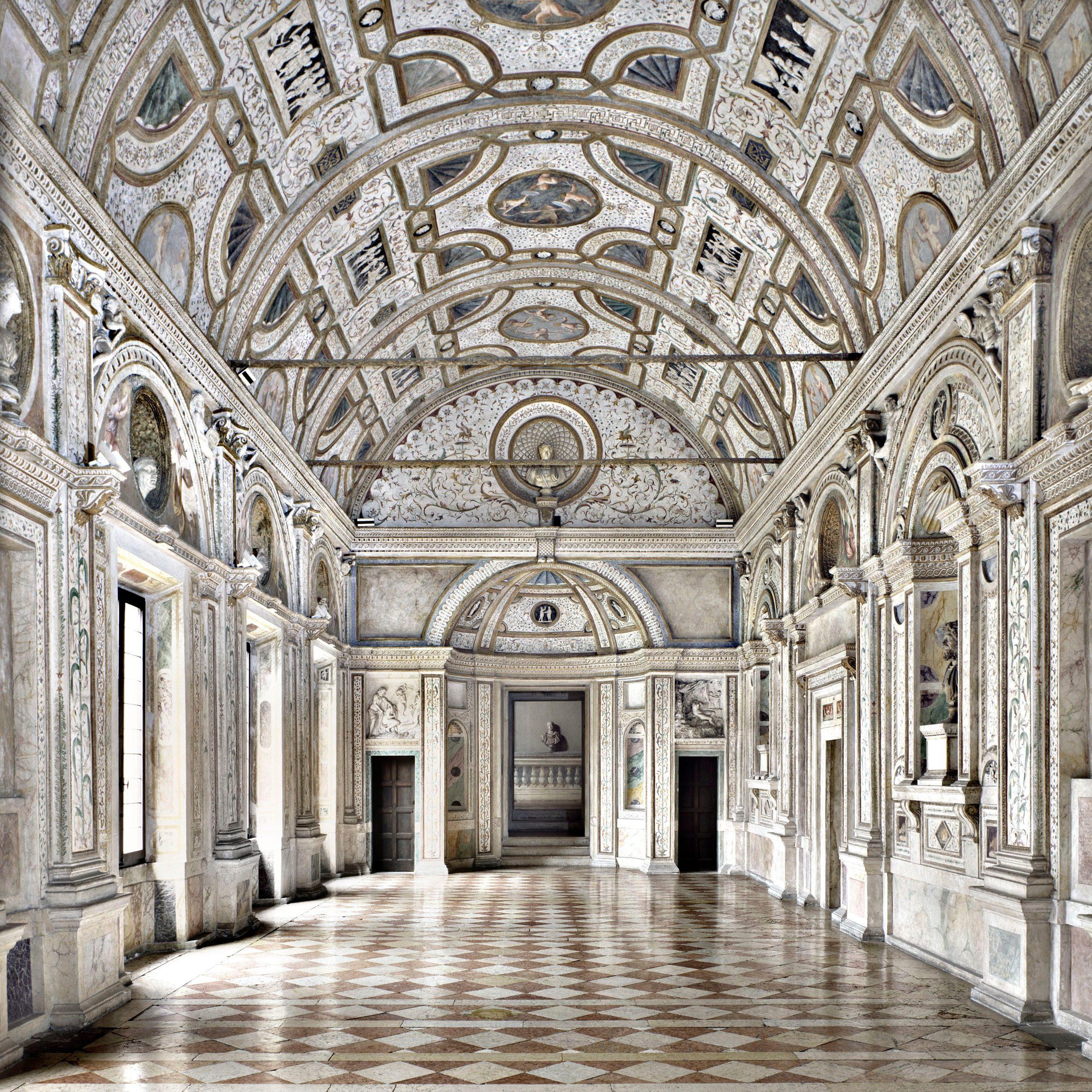 Palazzo Ducale, Galleria dei Marmi, Mantova