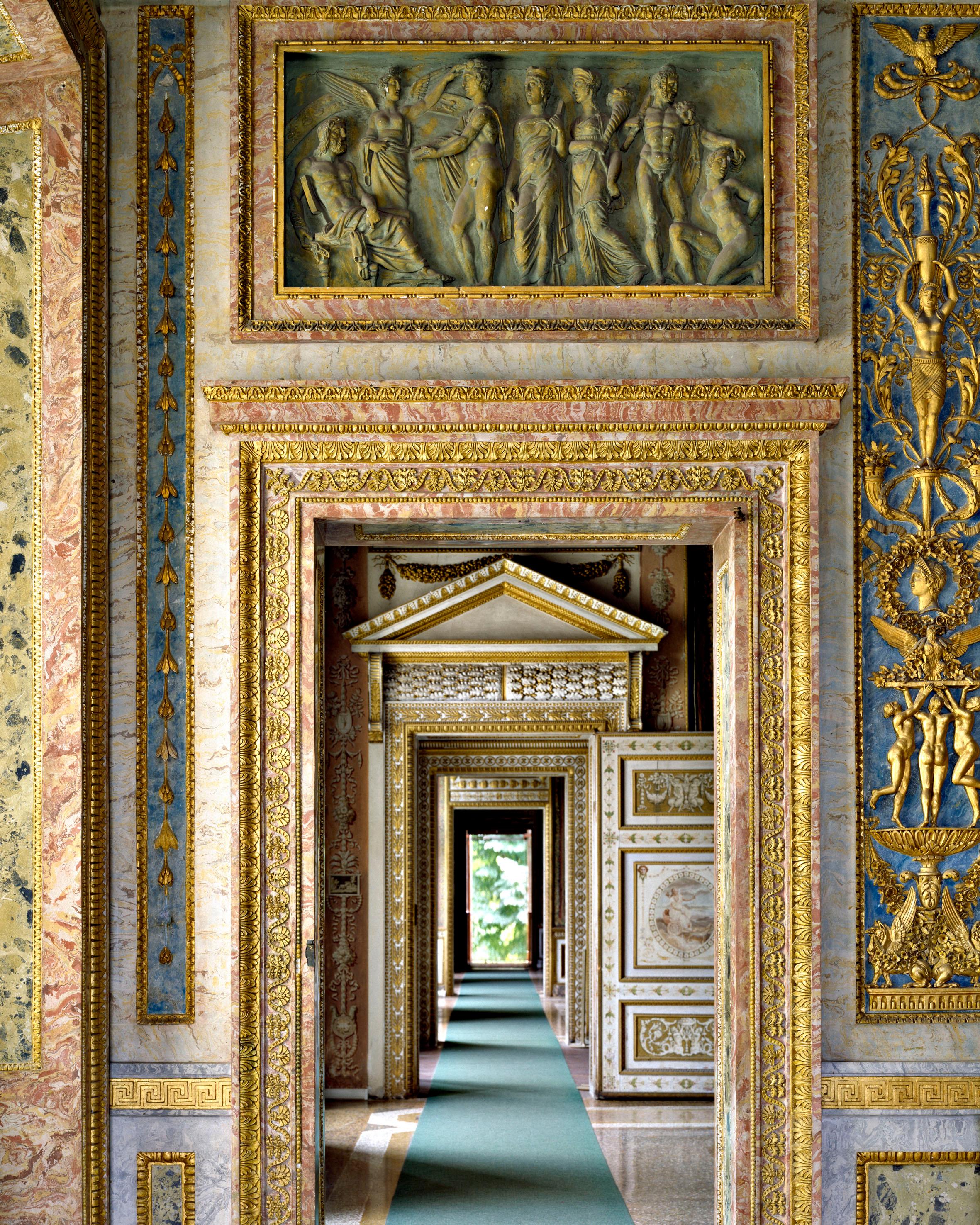 Palazzo Ducale, Appartamento degli Arazzi, Mantova