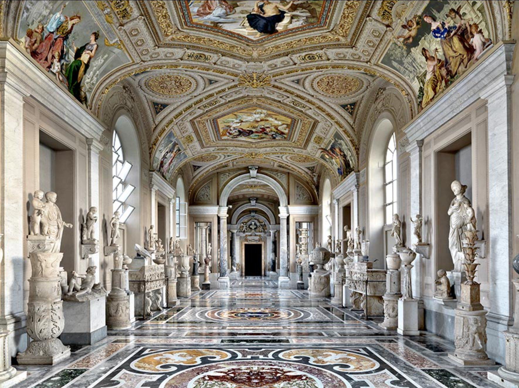 Musei Vaticani XIX, Galleria dei Candelabri