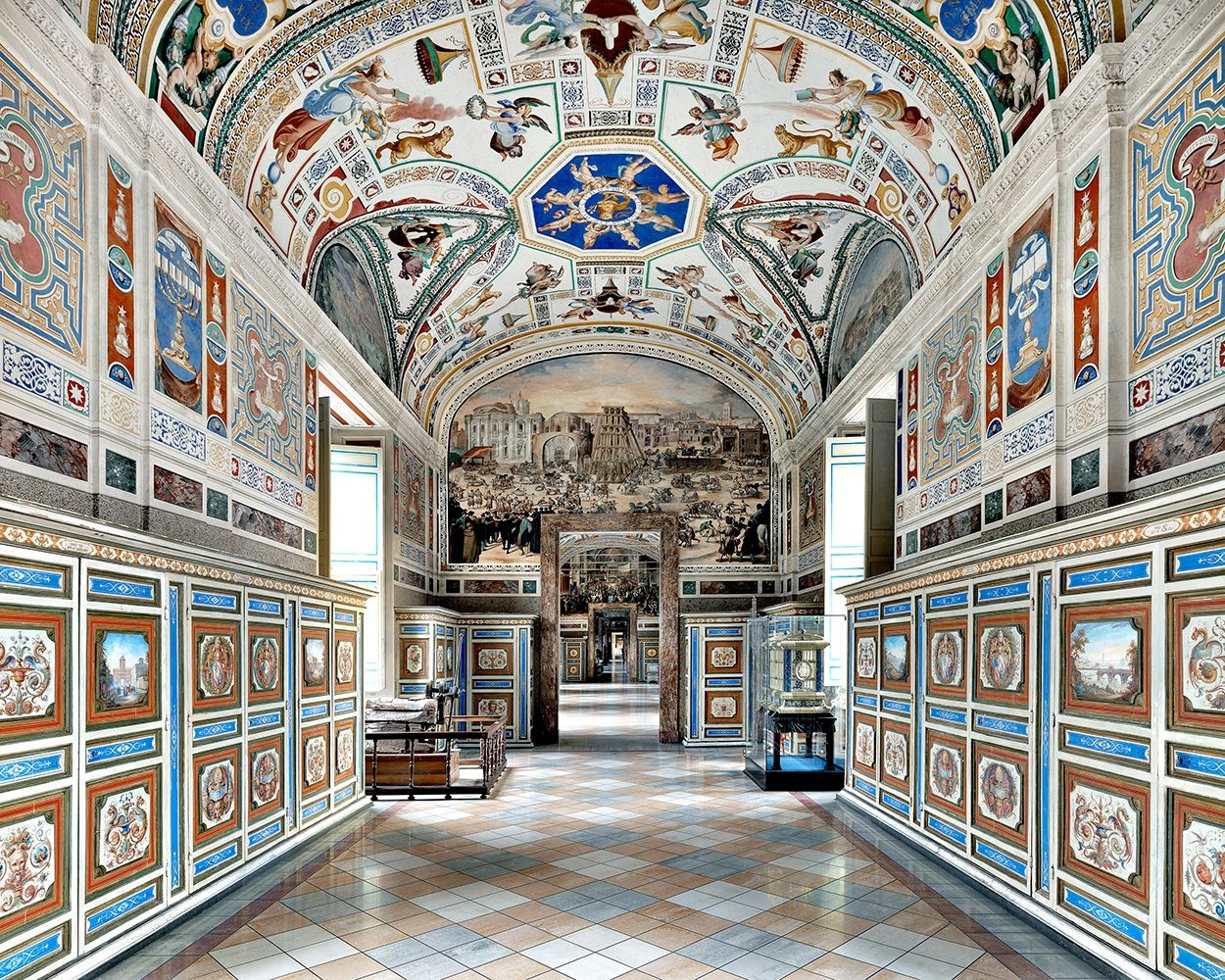 Musei Vaticani Biblioteca Apostolica II
