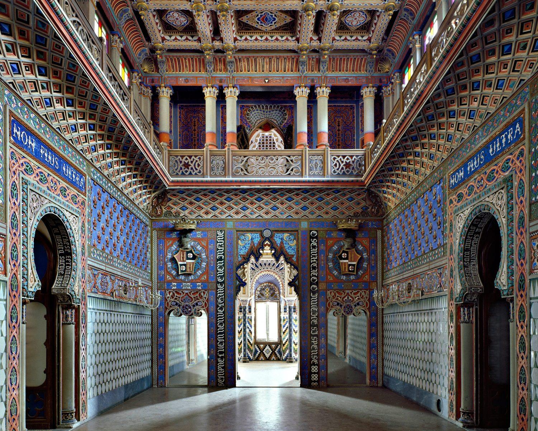 Castello di Sammezzano VI, Reggello