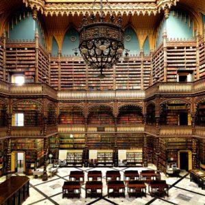 Biblioteca Real Gabinete de Leitura, Rio de Janeiro - Brasile