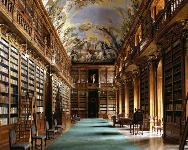 Biblioteca di Strahov I, Praga