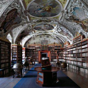 Biblioteca di Strahov - Praga