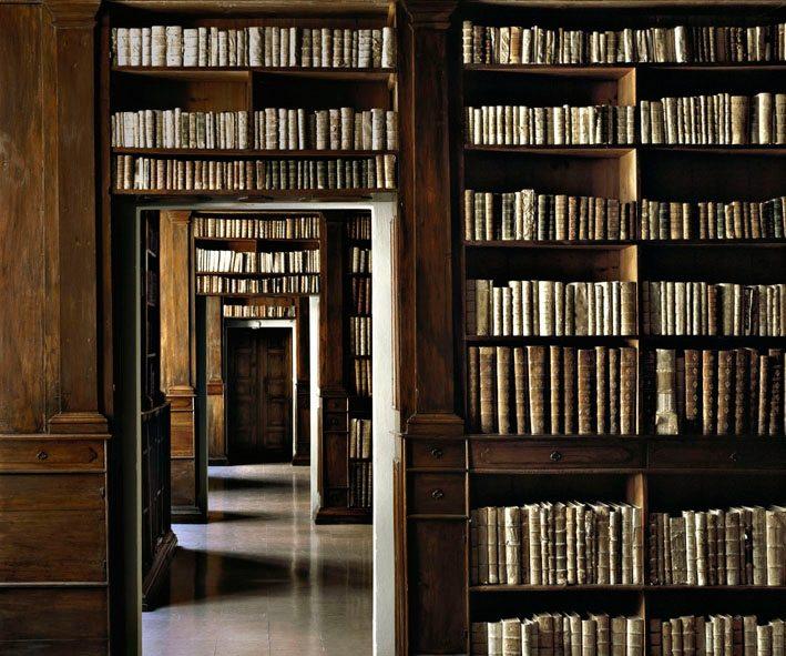 Biblioteca Nazionale, Napoli