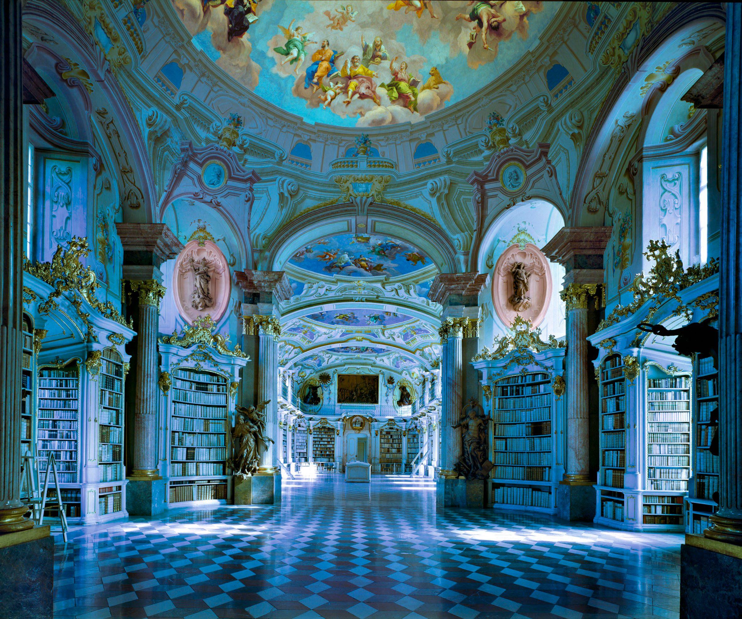 Biblioteca di Admont - Austria