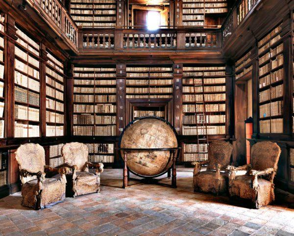 Biblioteca di Fermo, Italy