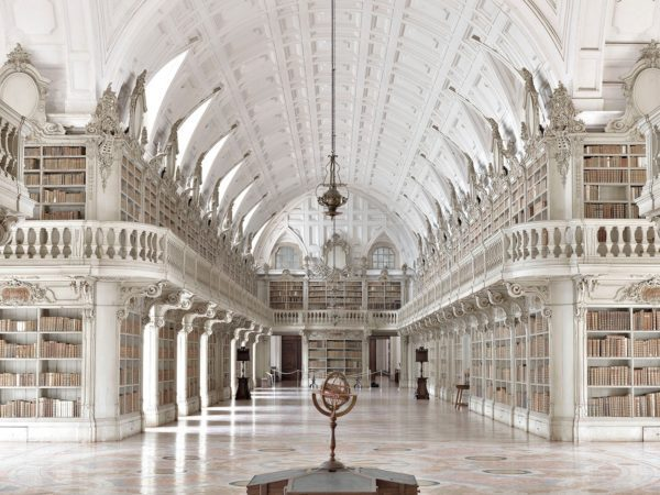 Biblioteca di Mafra III Portogallo
