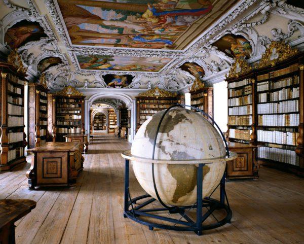 Biblioteca dell'Abbazia di Kremsmunster