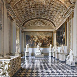 Galleria Degli Uffizi Sala di Niobe II, Firenze