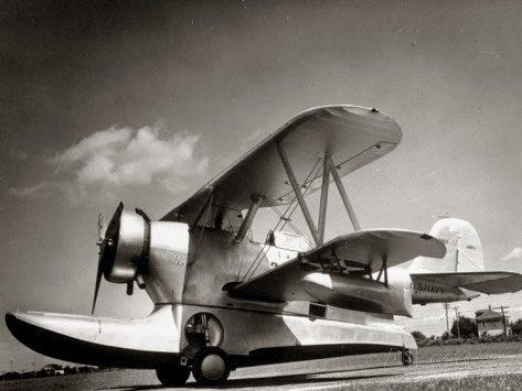 Grumman Aircraft U.S. Navy Amphibious J2F-1