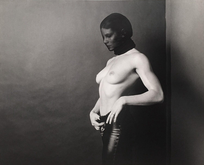 Lisa Lyon, NYC 80 II