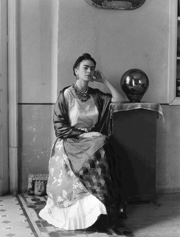 Frida Con Glubo