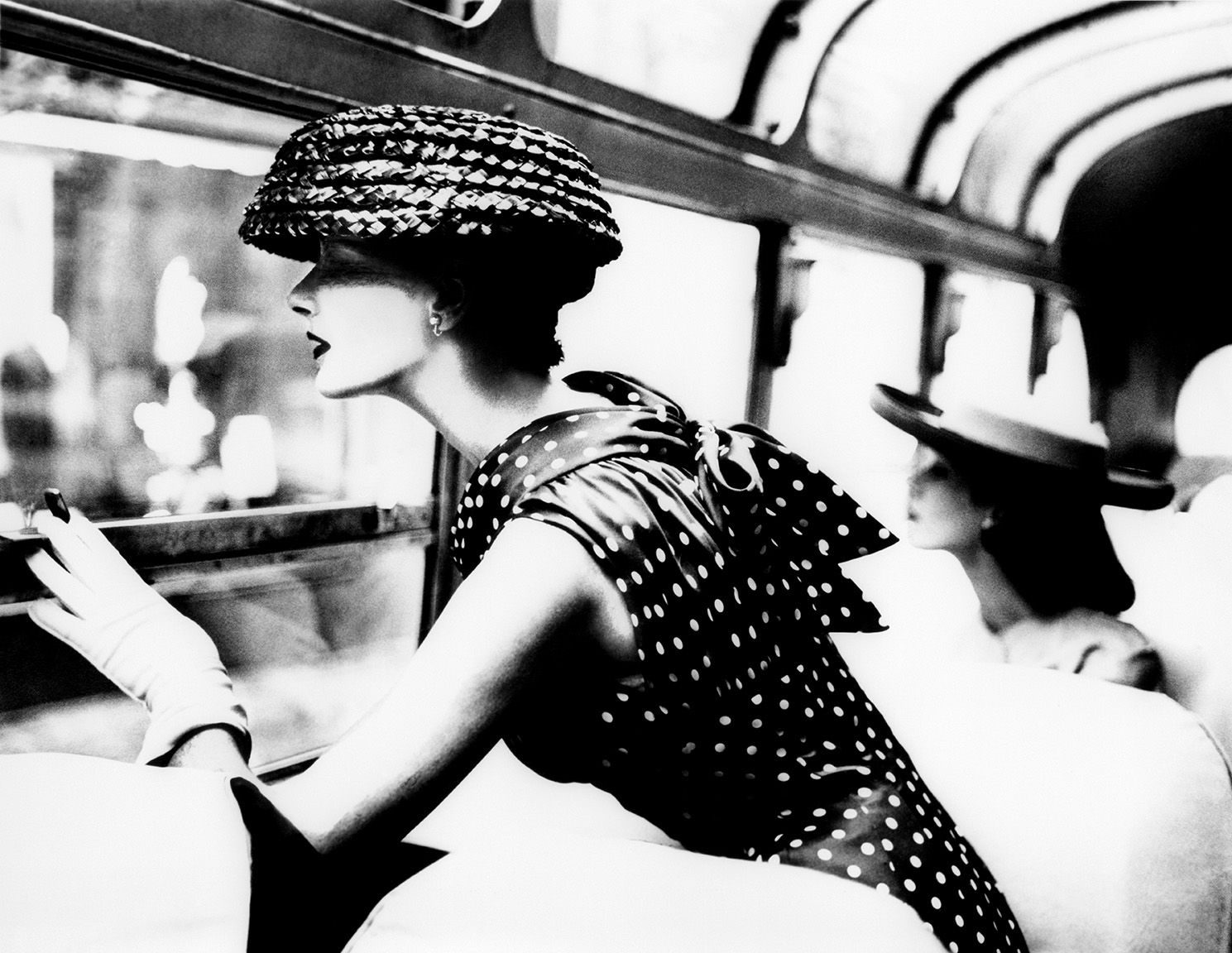 More Fashion Mileage Per Dress, Barbara Vaughn, Harper's Bazaar, New York