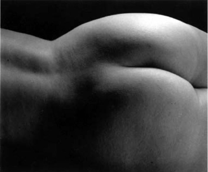 Monterey California (Nude Study, Horizontal Bottom)