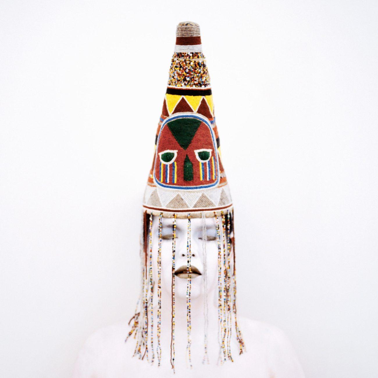 The Red Yoruba Bride, Nigeria (Self-portrait)