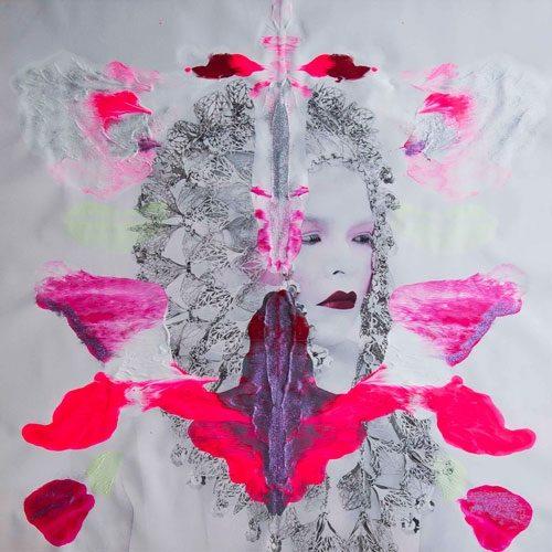 Rorschach Yoshida XXXVI (Sitting Bull)