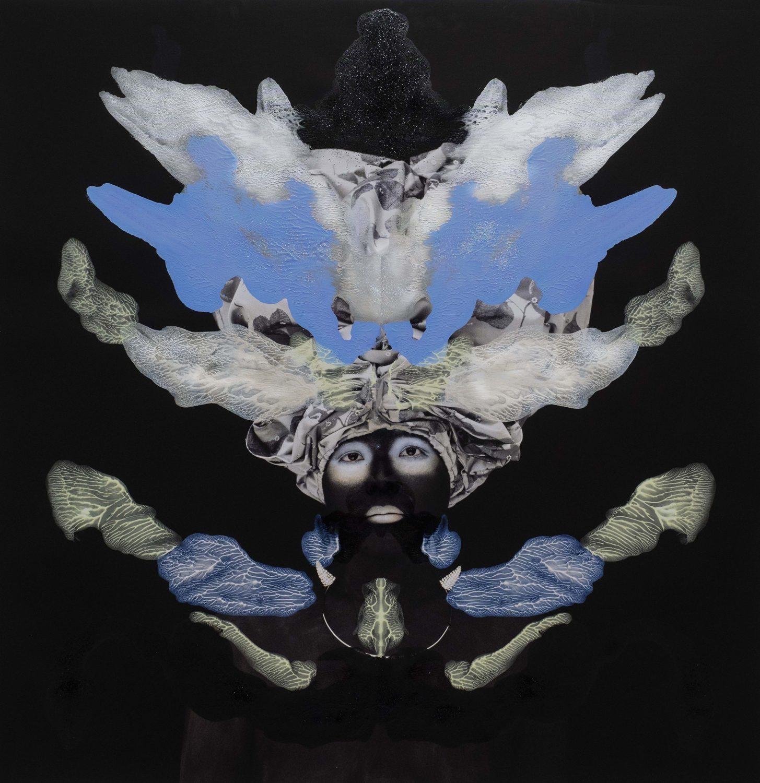 RorschachYoshida LXXXIX (Man in a Turban L)