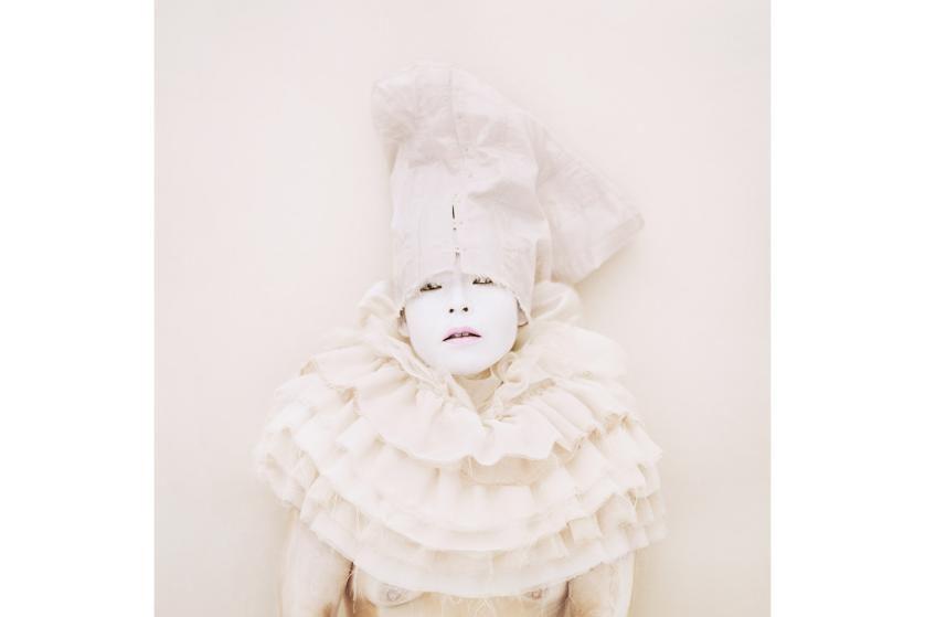 Painting (Pierrot By Watteau), Self-Portrait