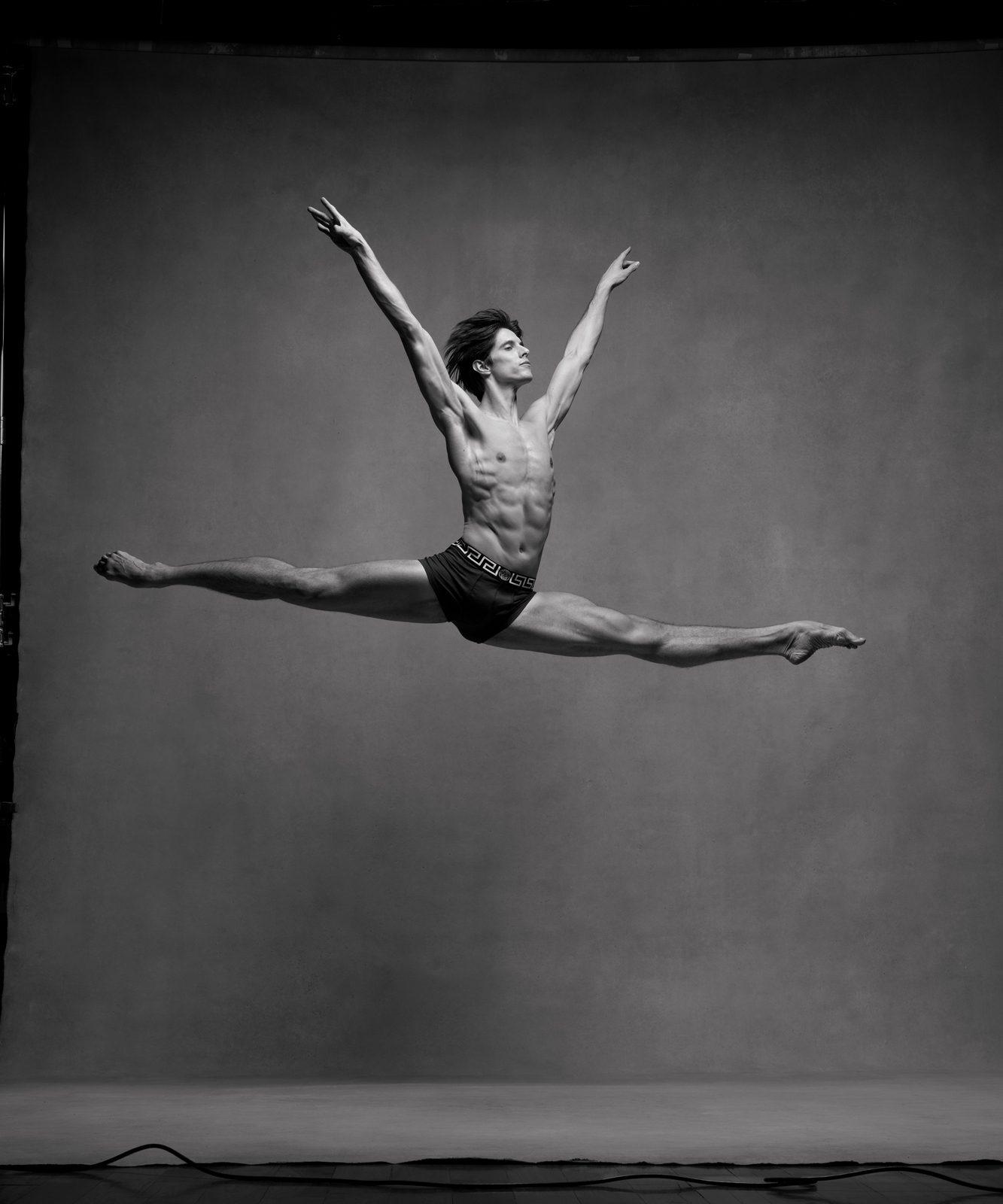 Xander Parish, Principal, Mariinsky Ballet