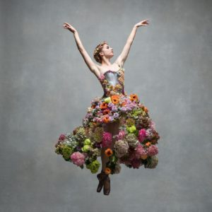 Meaghan Grace Hinkis, Soloist, The Royal Ballet, Dress of Flowers