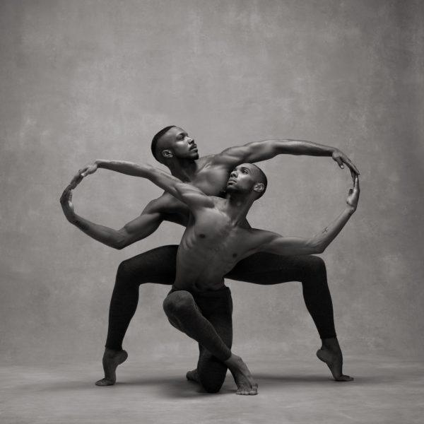 Michael Jackson Jr. and Sean Aaron Carmon, Alvin Ailey American Dance Theater