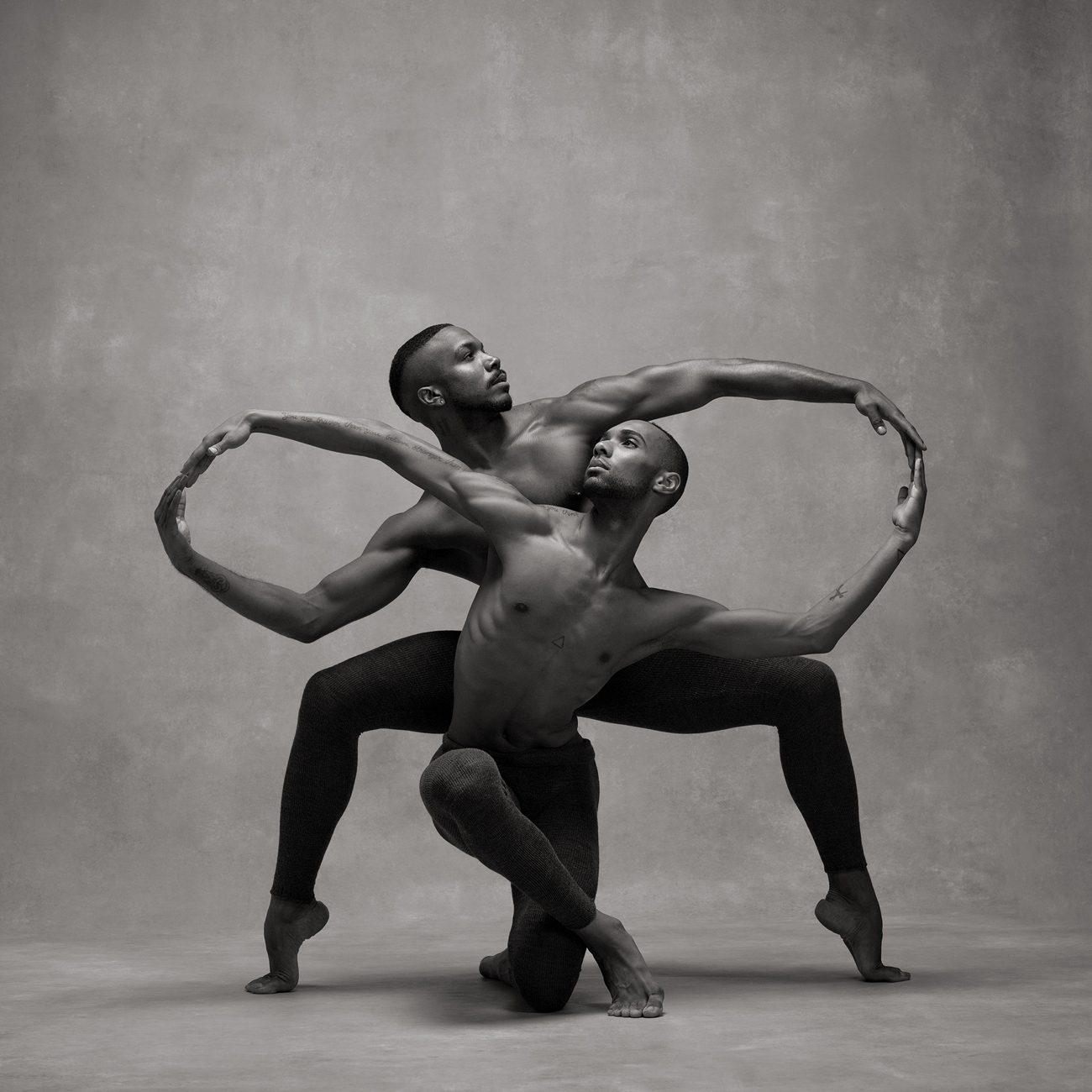 Michael Jackson Jr. and Sean Aaron Carmon, Alvin Ailey American Dance Theater