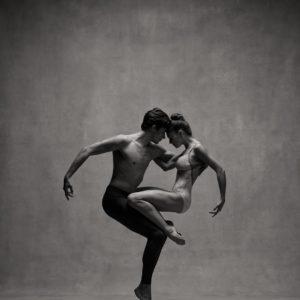 Lauren Lovette, Principal, New York City Ballet and Barton Cowperthwaite, Lar Lubovitch Dance Company